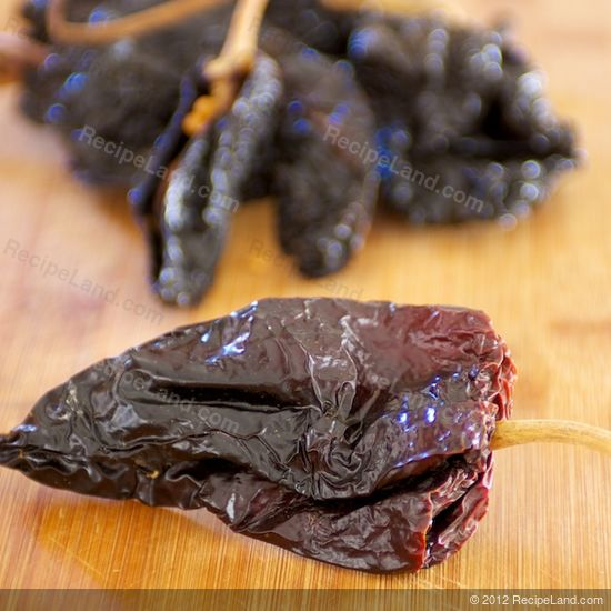ancho chili peppers
