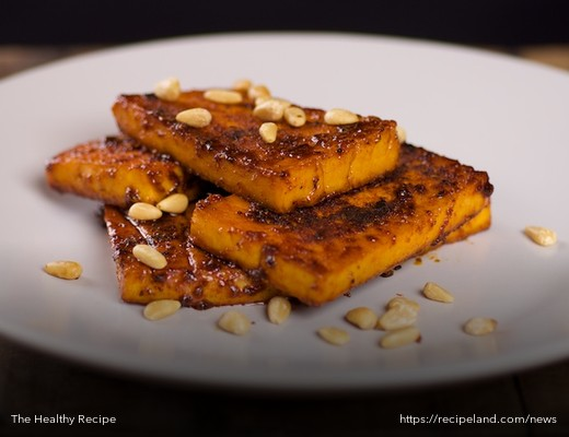 Smoky Spice Crusted Tofu