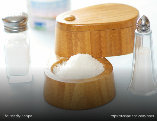 Fleur de Sel and two salt shakers