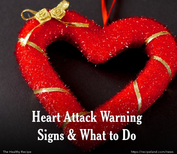 Heart Attack Warning Signs & What to Do
