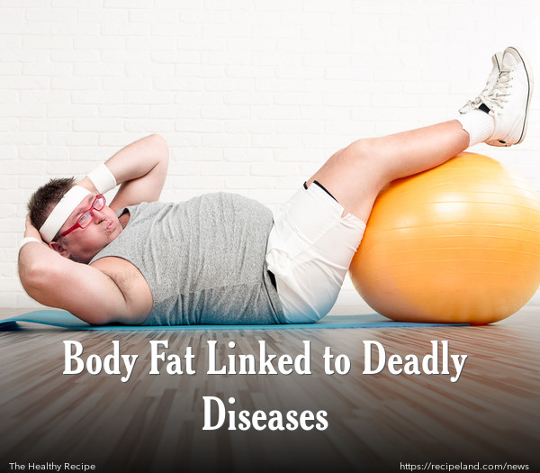 Body Fat Linked to Deadly Diseases