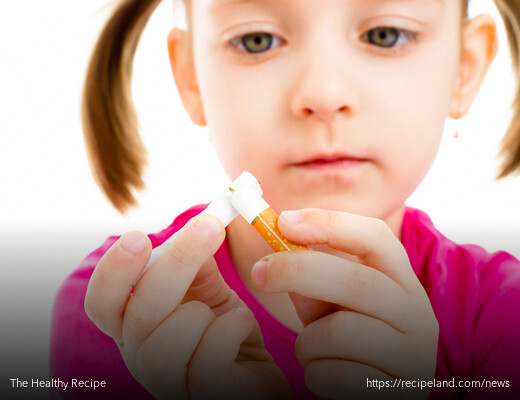 Quit Smoking: Your Habit Affects Your Kids For Life