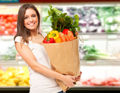 DASH Diet Shopping Tips