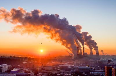 World Health Organization Admits Air Pollution Causes Cancer
