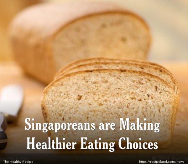 Singaporeans are Making Healthier Eating Choices