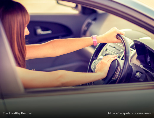 Don't Sit Idly While Stuck In Traffic: Try These Easy Exercises