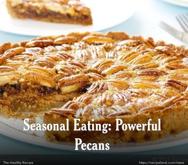Triple Maple Pecan Pie
