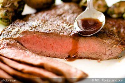 Chipotle Chile-Garlic Grilled Flank Steak
