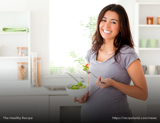 Eating Right for a Healthy Pregnancy