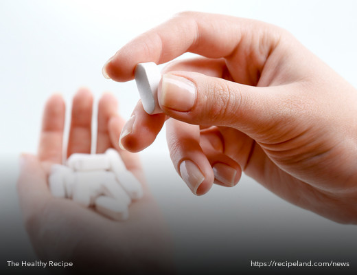 Calcium Supplements May Have Risks