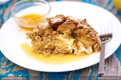 Baked Stuffed French Toast