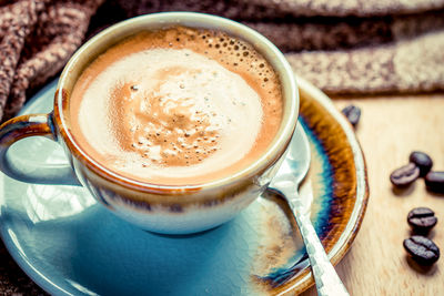 Is There a Cancer Causing Chemical in Coffee?