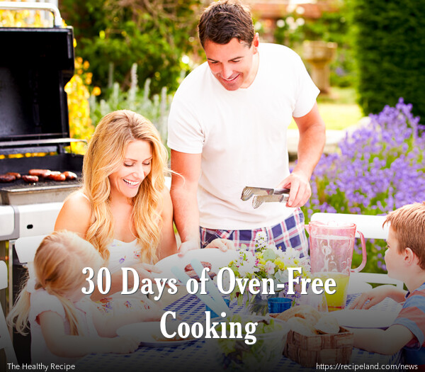30 Days of Oven-Free Cooking