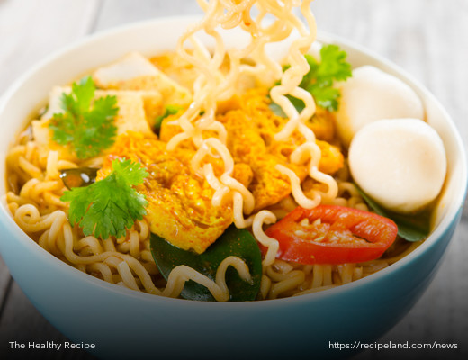 Are Ramen Noodles Causing Health Problems??