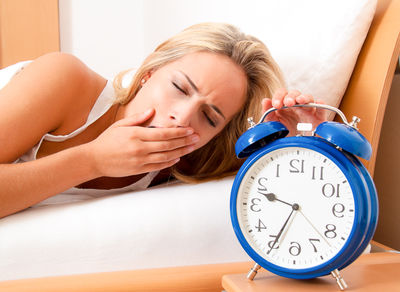 8 Reasons You May Not Be Sleeping Well