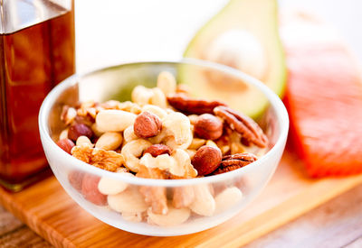 Boost Brain Power With Olive Oil and Nuts