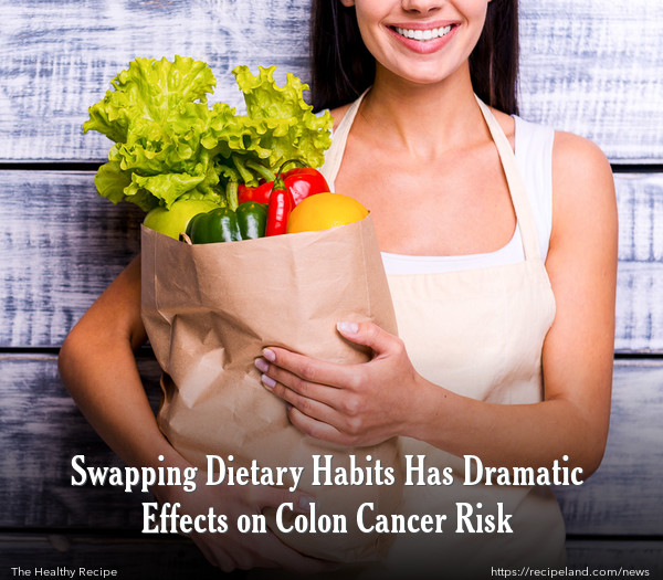 Swapping Dietary Habits Has Dramatic Effects on Colon Cancer Risk