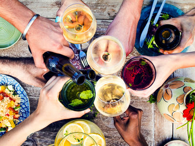 Drinking Alcohol Makes You Eat More