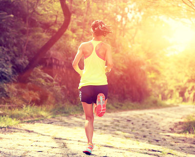 Running Improves Motor Skill
