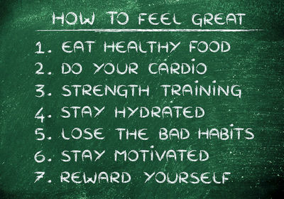 Change Your Habits, Change Your Health