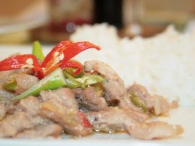 The Bicol Express
