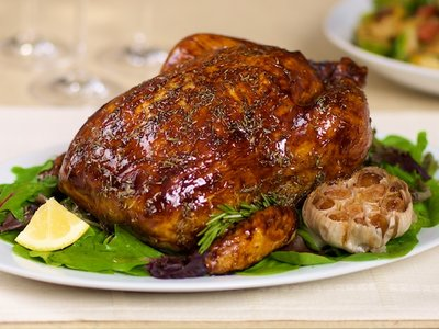 Herb Roasted Chicken