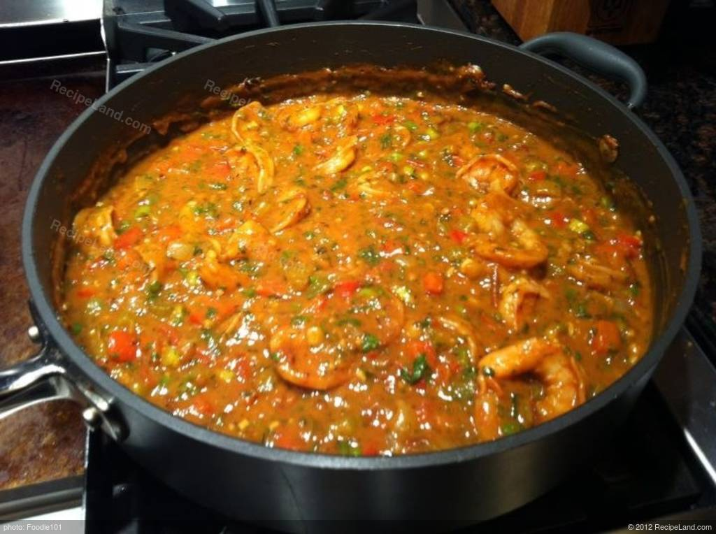 Shrimp Etouffee Recipe Recipeland Com
