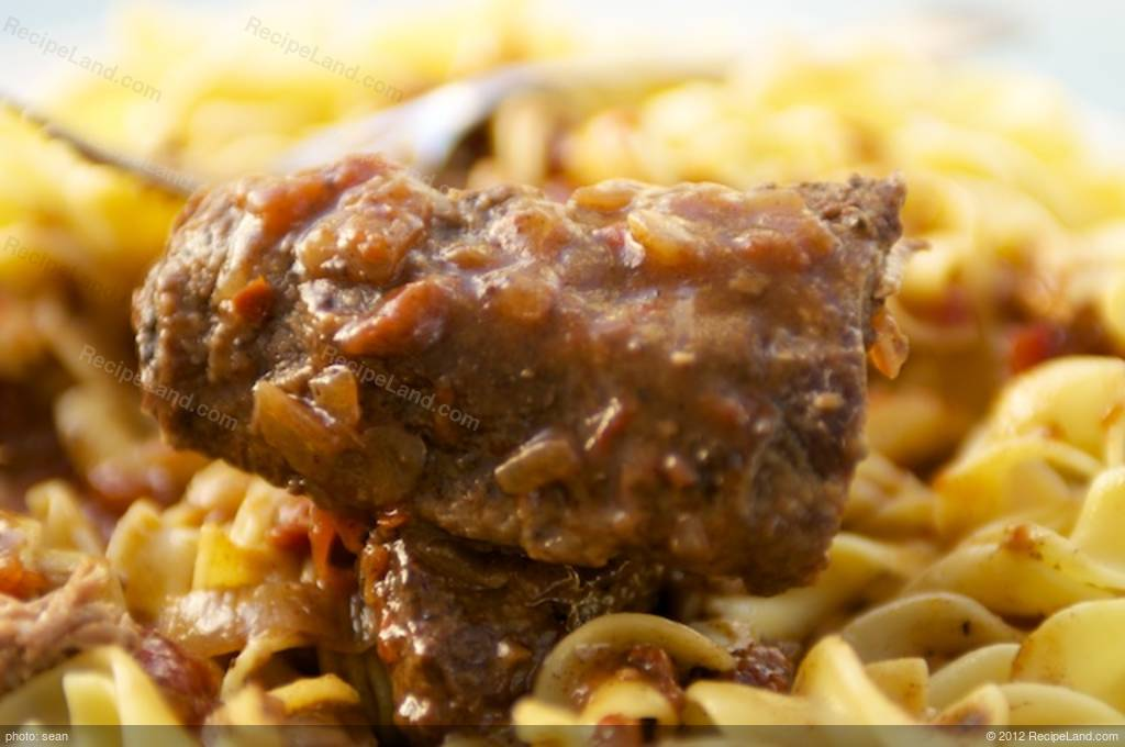 Short Ribs Deutsch