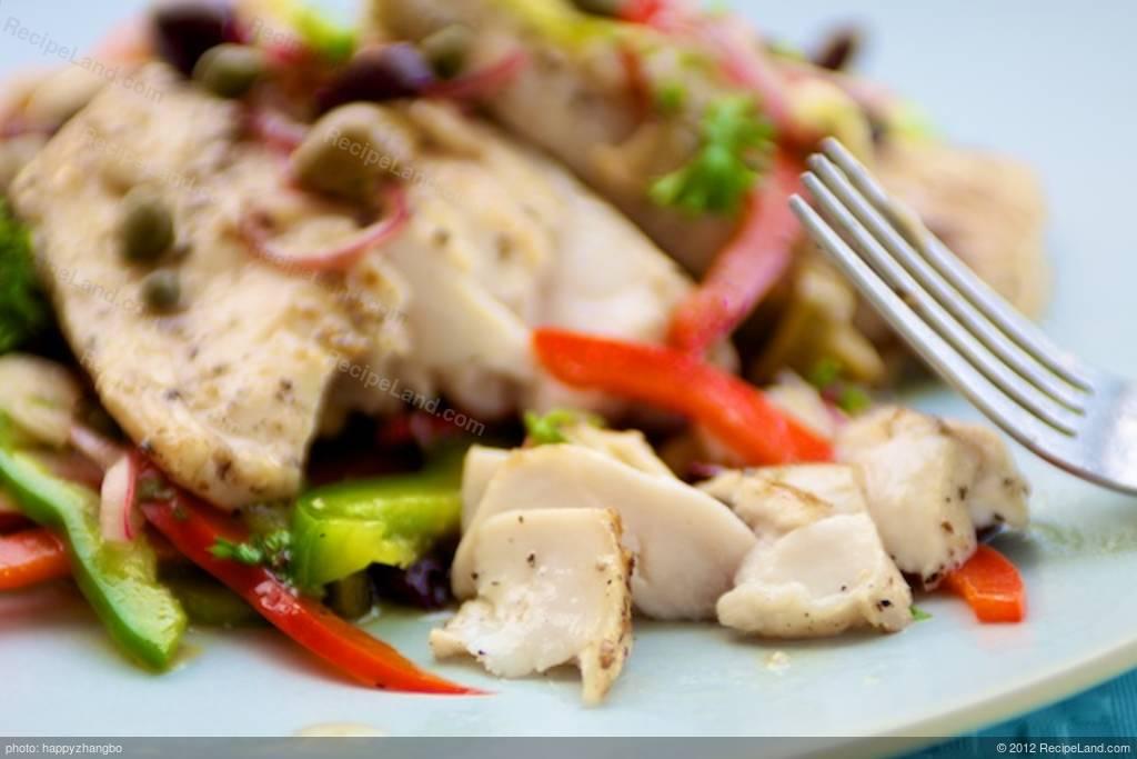 Grilled mahi mahi with escabeche sauce recipe for How to cook mahi mahi fish