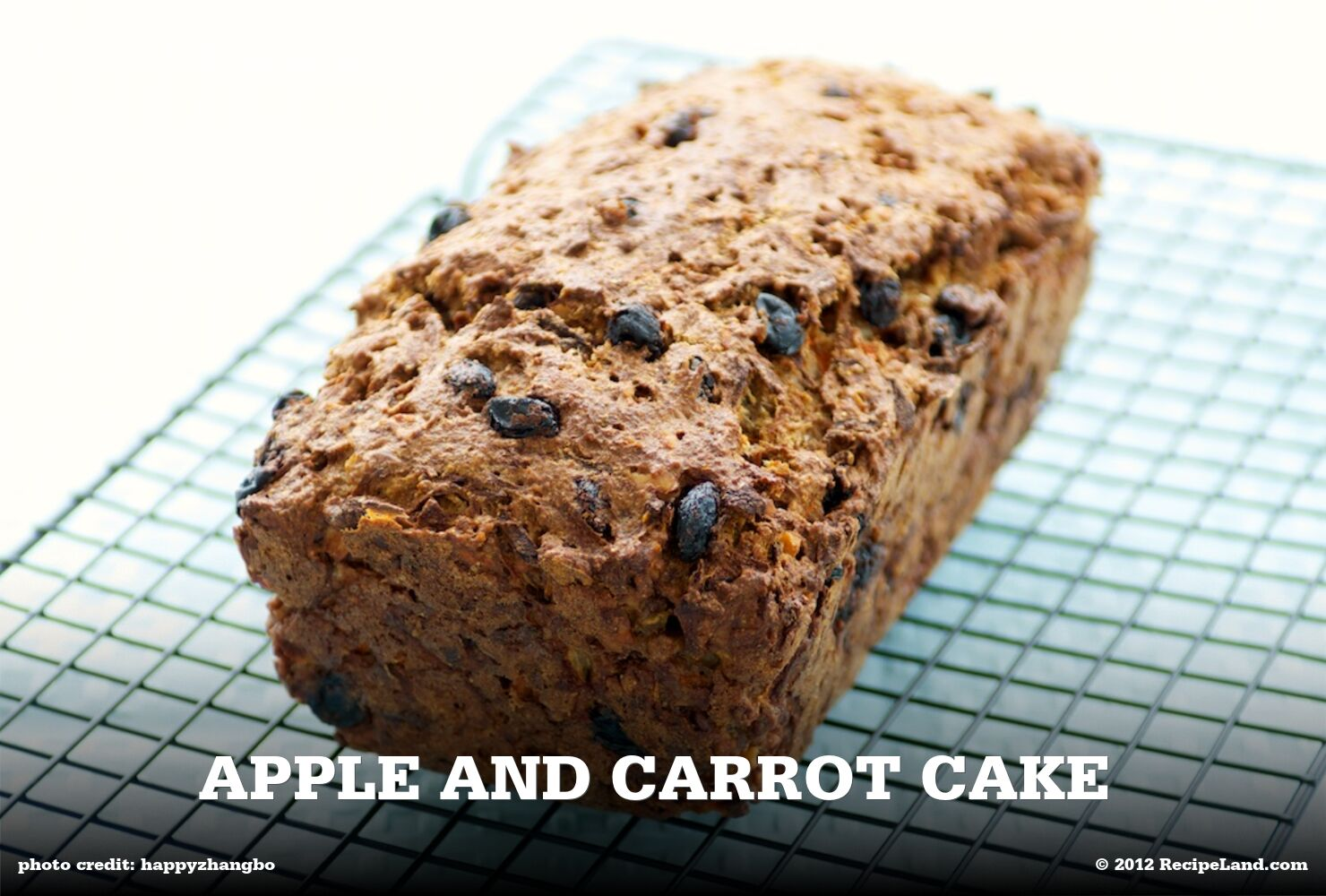 Apple and Carrot Cake