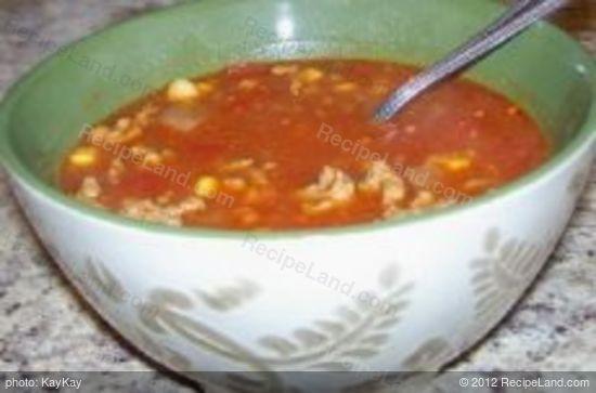 Ingredients Amys Kitchen Chilli Soup