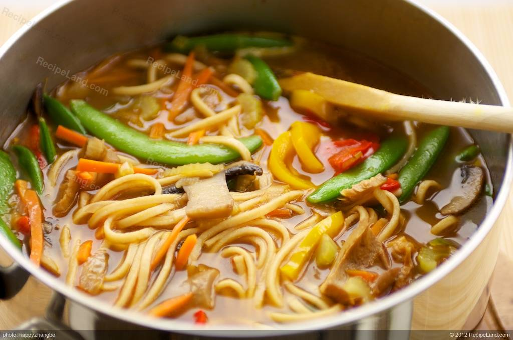 How To Cook Udon Soup Base