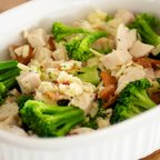 Phyllo Chicken with Bacon, Broccoli and Cheese