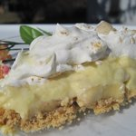 Easy and Yummy Banana Cream Pie