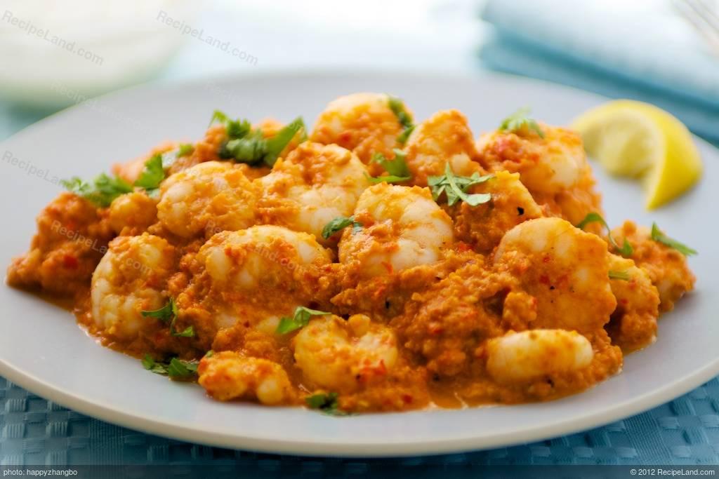Spicy Sauteed Shrimp Recipe Recipeland Com