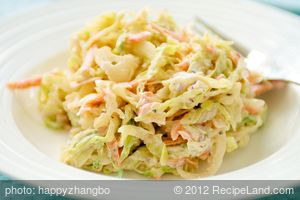 All-American Cole Slaw