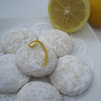 Sunshine Lemon Cooler Cookies
