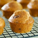 Buttermilk, Maple Syrup, Quinoa and Pecan Muffins