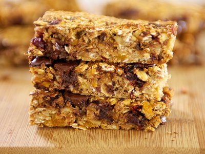 Oatmeal-Bran Cookie Bars