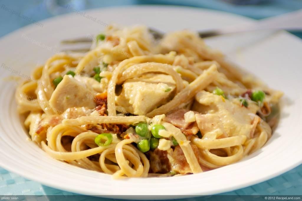 Chicken Carbonara Recipe Recipeland