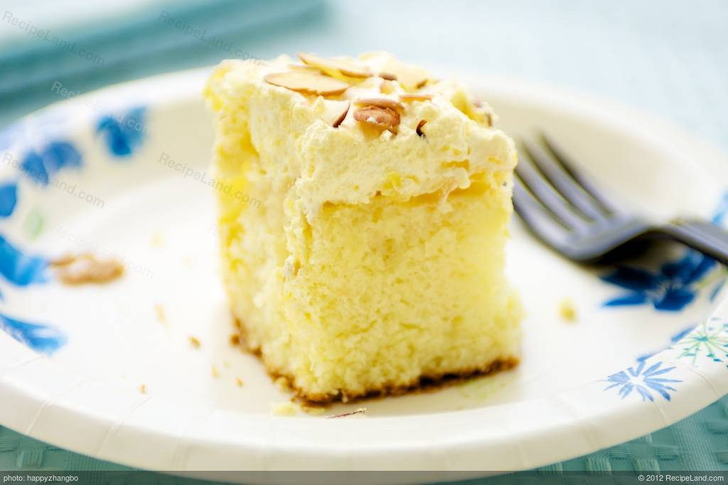 Better Than Sex Cake Recipe With Pudding