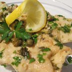 Herbed Chicken Piccata