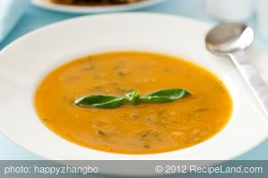 Amazing Roasted Tomato Soup