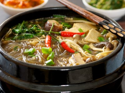 Korean Hot Pot