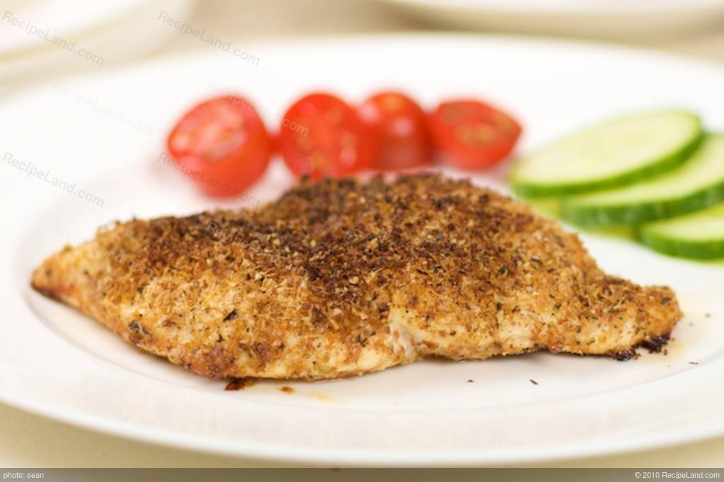 Best Ever Low Fat Baked Chicken Recipe