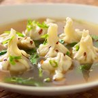 Amazing Shrimp Wonton Soup
