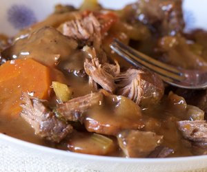 All-Day-Long Crockpot Beef