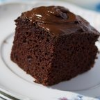 Hershey's Old-Fashioned Chocolate Cake