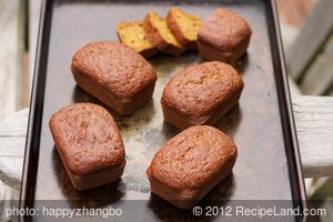 Half Moon Bay Pumpkin Bread