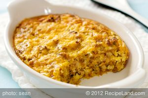 Awesome Breakfast Casserole For Two